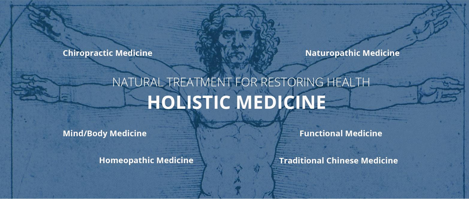 holisitc medicine