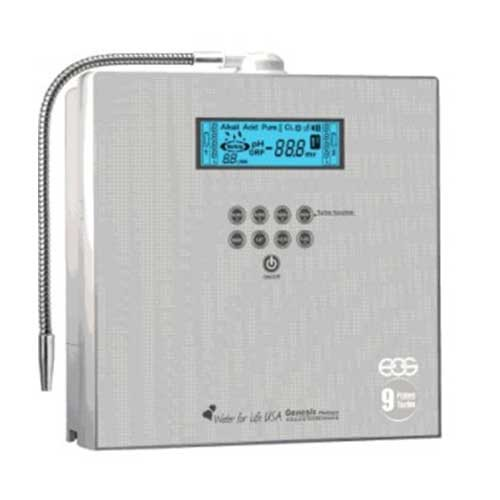 Genesis Platinum 9 Turbo Water Ionizer